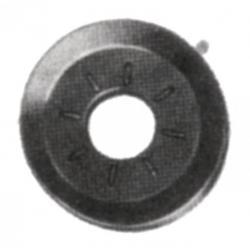 Joint SKS caoutchouc 3234 noir 30mm