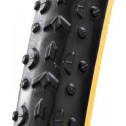 Boyau CHALLENGE cyclocross Grifo 33 noir flancs beiges