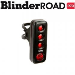 Feu arrière KNOG usb Blinder Road R70 Verticale noir