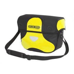 Sacoche de guidon ORTLIEB pvc Ultimate Six Classic M F3113 jaune fluo et noir