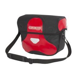Sacoche de guidon ORTLIEB pvc Ultimate Six Classic M F3111 rouge et noir
