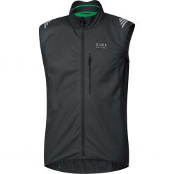 Gilet sans manches GORE BIKE E Windstopper SoftShell noir