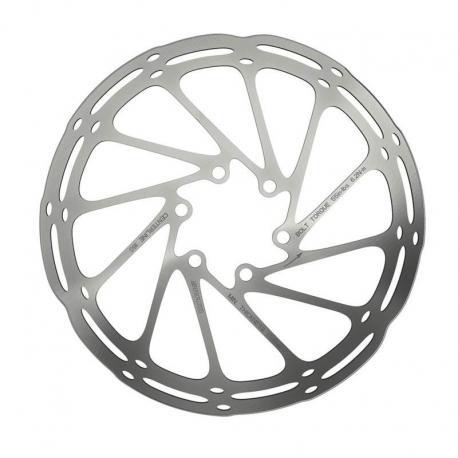 Disque de frein SRAM acier inox CenterLine monobloc 200 6 trous