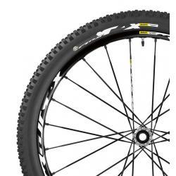 Roue à pneu 29p MAVIC 2016 vtt CrossMax XL Pro 29 WTS noire avant