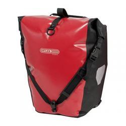 Sacoches ORTLIEB arrières ou avant latérales Back Roller Classic F5302 rouge et noir