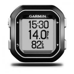 Compteur GPS vélo GARMIN Edge 25 HRM - Noir