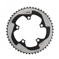Plateau 110 SRAM alu route 11v Red Tungsten extérieur compact