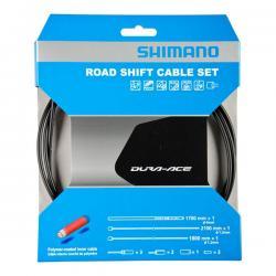 Cables+Gaine SHIMANO frein route Dura-ace noir