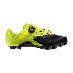 Chaussures MAVIC vtt Crossmax Elite jaune fluo décor noir