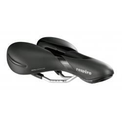 Selle unisexe ROYAL fitness Respiro Soft Athlétic noir
