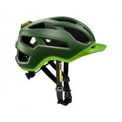 Casque MAVIC vtt XA Pro vert wagon mat décor vert clair