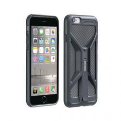Etui téléphone TOPEAK support iPhone 7 6 6s RideCase noir
