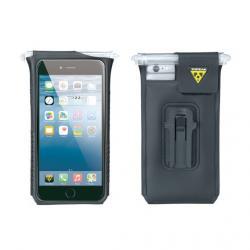 Etui téléphone TOPEAK support iPhone 7/6/6s DryBag étanche noir