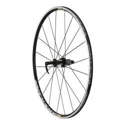 Roue à pneu 700 MAVIC 2015 route Aksium One noir décor blanc arrière