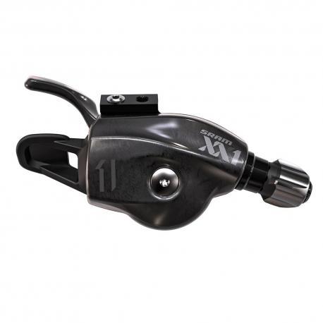 Manette de dérailleur SRAM vtt 11v Trigger XX1 noir décor argent
