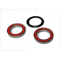 Roulements pédalier CAMPAGNOLO UltraTorque D25 D37 Ep 6mm x2