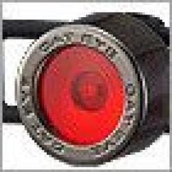Feu arrière CATEYE 2015 rouge à pile Nima2 LD 135R clair gris