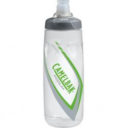 Bidon CAMELBAK Podium 0.7 Litre transparent décor vert et gris