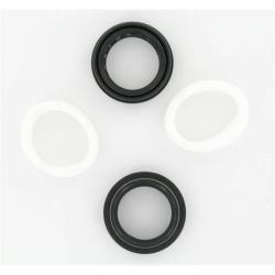 Joints ROCKSHOX cache-poussière et spi noir D32mm pour fourche plongeur 32mm