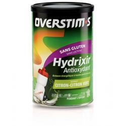 Boisson de l'effort OVERSTIM'S Hydrixir antioxydant sans gluten citron-citron vert