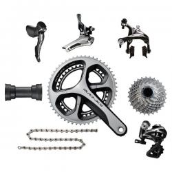 Groupe route SHIMANO 11v Dura-ace 9000 Compact 50x34