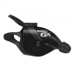 Manette de dérailleur SRAM vtt droite 10v Trigger GX noire