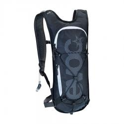 Sac à dos EVOC 2016 hydratation all mountain CC 3L noir décor blanc