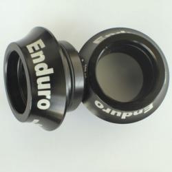 Convertisseur ENDURO alu Shimano 24 sur boitier pédalier BB30 PressFit 46x30mm