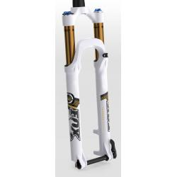 Fourche vtt 29p Fox-Racing-Shox 2015 32 Float 29 Factory 120 CTD Kashima Adjust FIT Disc Taper 1P5 blanc