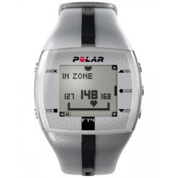 Cardiofréquencemétre POLAR montre FT4 M gris décor noir