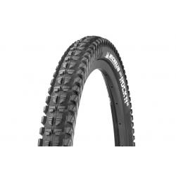 Pneu 27.5p MICHELIN vtt WildRock'R2 Advanced Gum-X AR Tubeless Ready noir flancs noirs