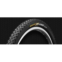 Pneu 29p CONTINENTAL vtt X-King Performance 29 Tubeless Ready noir flancs noirs
