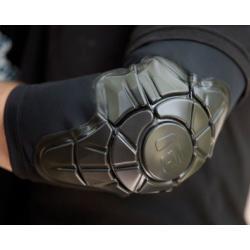 Coudières souples G-FORM vtt Elbow Pads noir