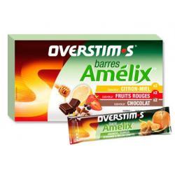Barres énergétiques OVERSTIM'S Amélix