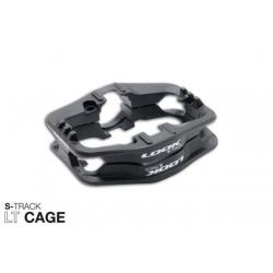 Cages plateforme LOOK composite S-Track LT Cage noires pour pédales vtt S-Track