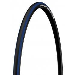Pneu MICHELIN route Pro4 Endurance noir bleu flancs noir