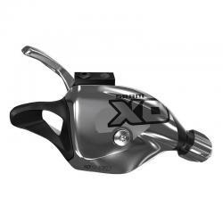 Manette de dérailleur SRAM vtt droite 10v Trigger X0 ZéroLoss argent
