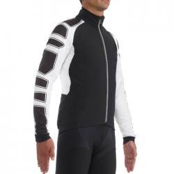 Veste thermique ASSOS hiver iJ.Shaq.6 Uno noir décor blanc