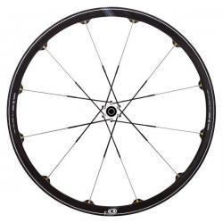 Roues à pneu 29p CRANKBROTHERS 2014 vtt xc Cobalt-11 carbon UST noir décor or