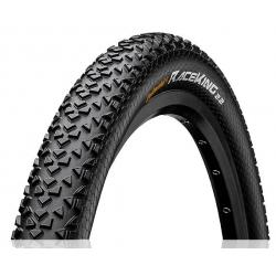 Pneu 26p CONTINENTAL vtt Race-King Performance 26 Tubeless Ready noir flancs noirs