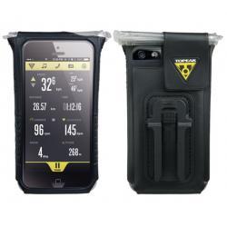 Etui téléphone TOPEAK support iPhone 5 5s 5c DryBag étanche noir