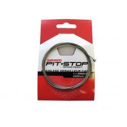 Cable de dérailleur SRAM acier inox PitStop