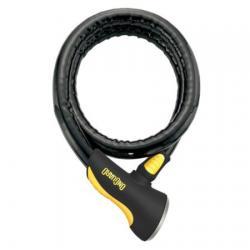 Antivol cable ONGUARD acier Rottweiler 8024-25 à clef