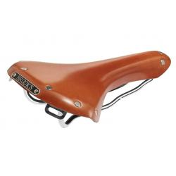 Selle BROOKS cuir route Swallow Classic B354 miel