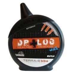 Liquide préventif anticrevaison TERRA-S gel Dr+Loc pour pneus UST