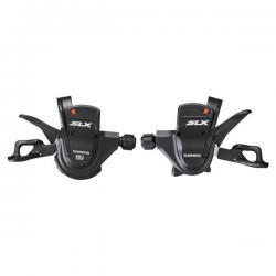 Manettes de dérailleur SHIMANO vtt 10v SLX M670 double ou triple