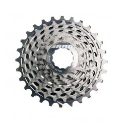 Cassette SRAM route 10v 11x26 Red New 1090 X-Dome