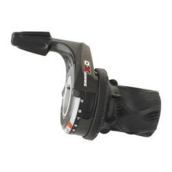 Manette de dérailleur SRAM vtt gauche Twister X-0 shorty