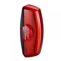 Feu arrière CATEYE usb rouge de sécurité Rapid X2 Kinétic LD710K