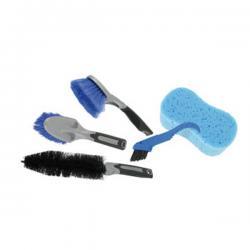Brosses VAR de nettoyage Bleu